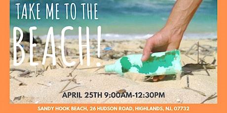 YPN Beach Cleanup tickets