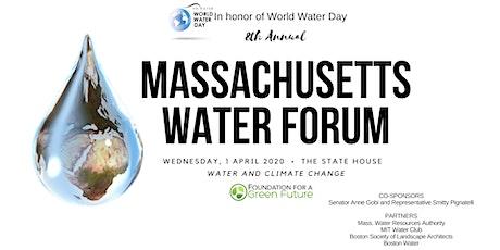 8th Annual Massachusetts Water Forum tickets
