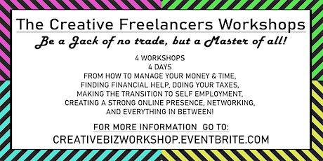 The Creative Freelancers Workshop tickets