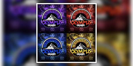 Olympus Orlando(KAOS) tickets
