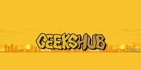 GEEKS HUB tickets