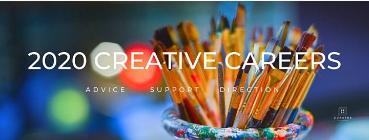 2020 Creative Careers  Online  Express Advice Clinic image