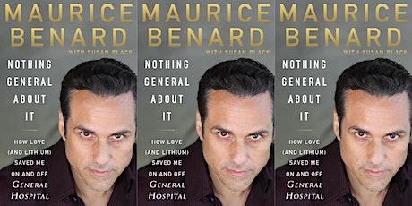 POSTPONED Meet General Hospital Star Maurice Benard tickets
