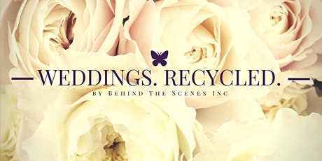 Weddings. Recycled. tickets