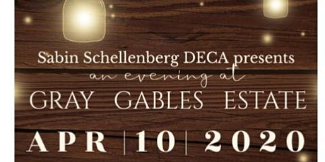 An Evening at Gray Gables Estate - SSC DECA Annual Silent Auction tickets