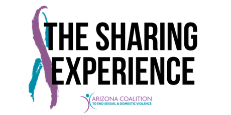 The Sharing Experience: From Violence in Our Lives to Peace in Our Communities (VIRTUAL) tickets