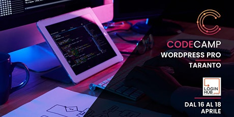 WordPress PRO @ LoginHub - Taranto tickets