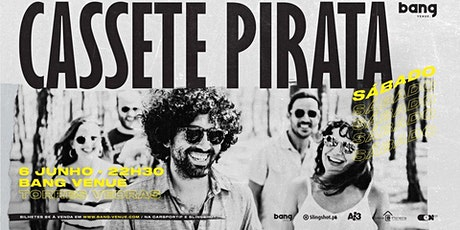 Cassete Pirata tickets
