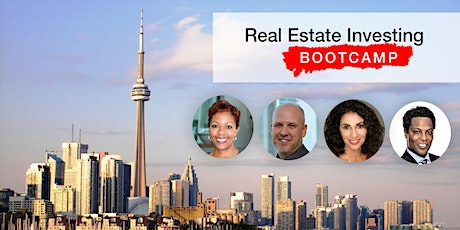 Toronto Real Estate Investing Bootcamp tickets