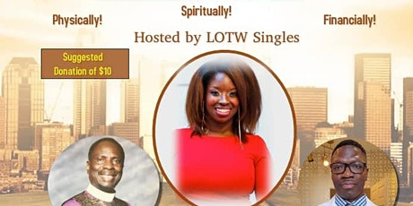 LOTW Singles Present Living Single and Staying Free tickets