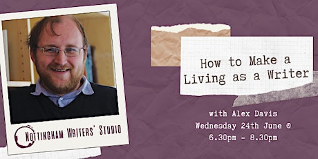 How to Make a Living as a Writer tickets