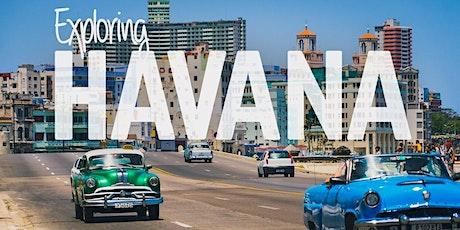 4 Day Havana (FREE Airfare Special) tickets
