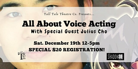 All About Voice Acting tickets