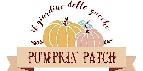 Il Giardino delle Zucche - Pumpkin Patch biglietti