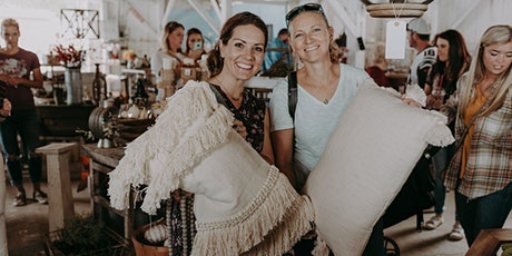 Getaway Package: Summer at the Round Barn-Vintage & Made Market tickets