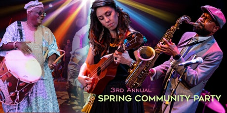 East Bay Center's 3rd Annual Spring Community Party tickets