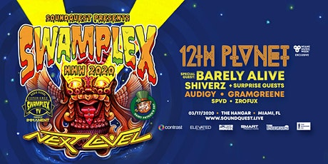 SoundQuest w/ 12th Planet, Barely Alive, Shiverz (POSTPONED) tickets