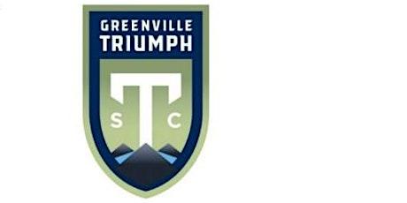 Greenville Triumphs | Meeting Street Schools tickets
