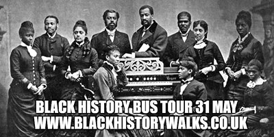 Black History Bus Tour (May 31)