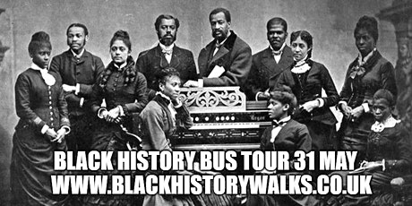 Black History Bus Tour (May 31) tickets