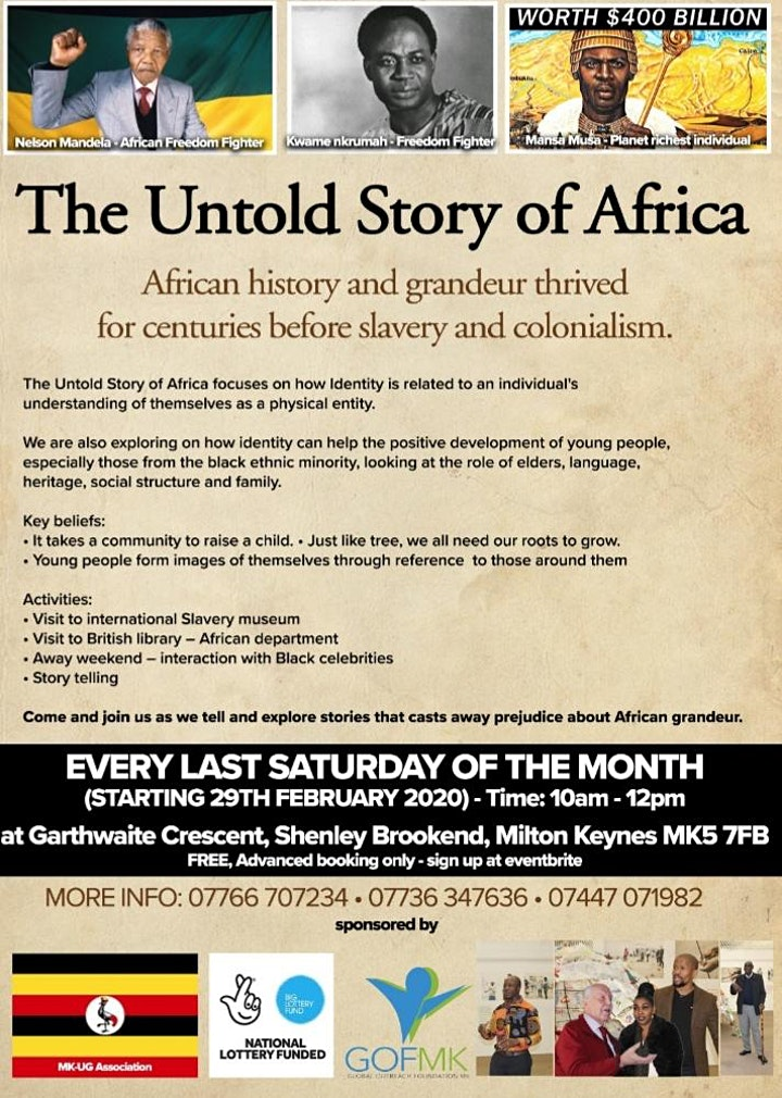 The Untold Stories of Africa image