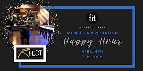 FIT Happy Hour tickets