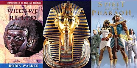 Tutankhamun's Hidden History (May) tickets