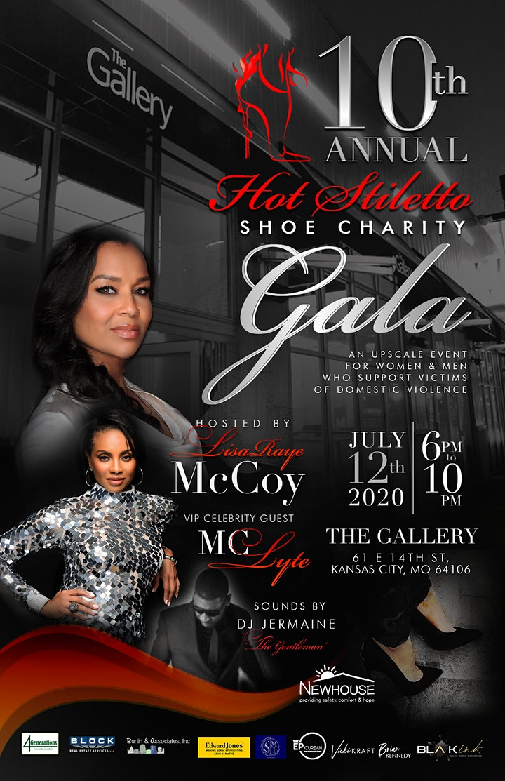10th Annual Hot Stiletto Shoe Charity Gala image