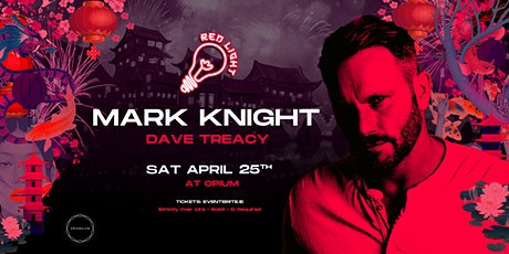 Mark Knight at Opium Club tickets