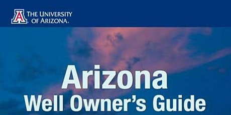Yuma County Domestic Well Owners Workshop tickets