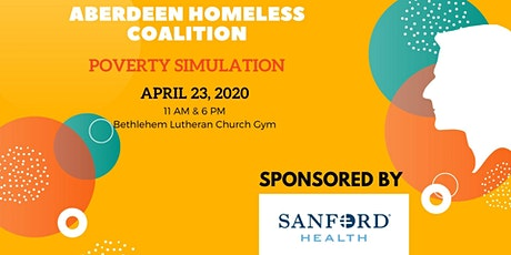 Aberdeen Homeless Coalition Poverty Simulation tickets