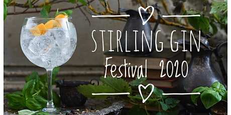 QuestGINS - The Stirling Gin Festival 2020 Launch Party tickets