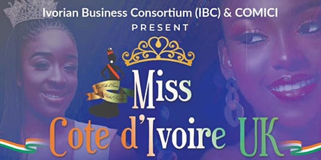 Miss Cote d'Ivoire United Kingdom (UK) - Second Edition tickets