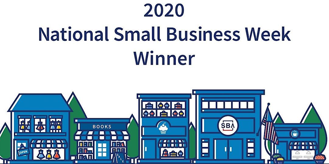 SBA National Small Business Week 2020 Winner