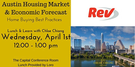 Rev Lunch & Learn with Chloe Chiang  tickets