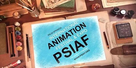 Palm Springs Intl. Animation Festival & Expo tickets