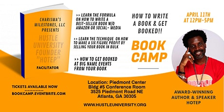 Book Camp tickets