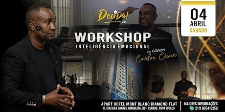 Workshop de Inteligência Emocional - Decida 2.0 ingressos