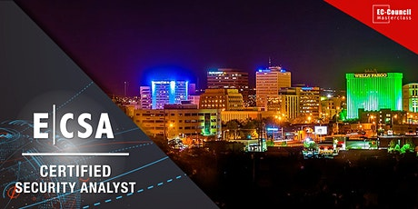 EC Council Certified Security Analyst (ECSA) Masterclass – Albuquerque, NM tickets