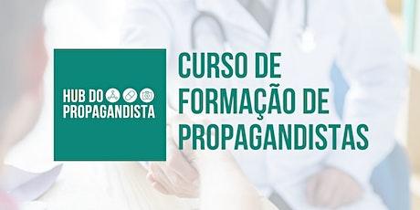 CANCELADO - Curso de Formação de Propagandistas ingressos