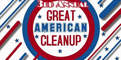 Great American Cleanup tickets