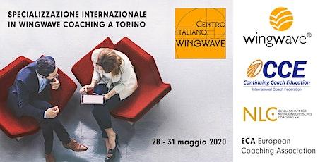 Specializzazione Internazionale in wingwave Coaching biglietti