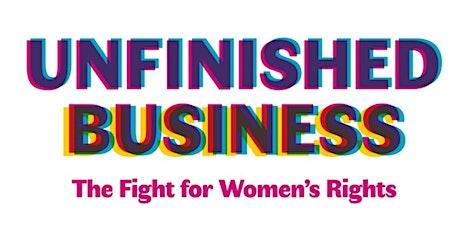 Women's Bodies: Debate and Resistance - FREE Workshop tickets