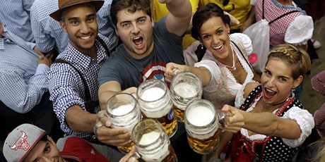 Oktoberfest Bar Crawl - Austin tickets