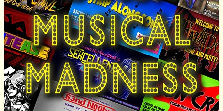 The Fandom Nerdlesque presents March Musical Madness!` tickets