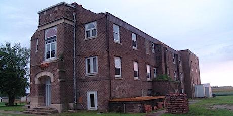 Overnight Ghost Hunt Ashmore Estates tickets
