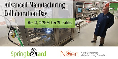 Advanced Manufacturing Collaboration Day tickets