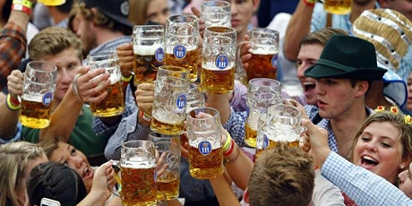 Oktoberfest Bar Crawl - Nashville tickets