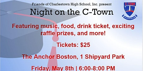 Night on the C-Town tickets