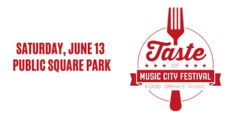 TASTE OF MUSIC CITY - 2020 tickets